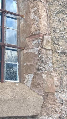 Fenster Trebra alt