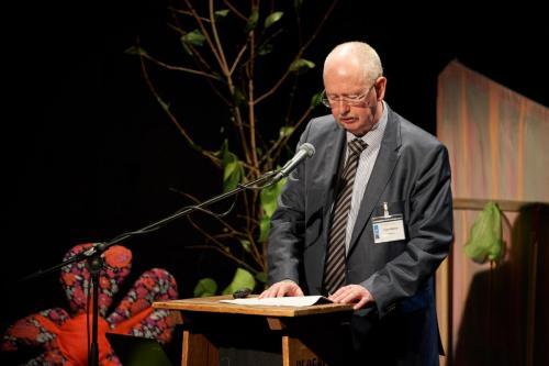 Peter Bühner, Vortrag in der Kiliani-Kirche