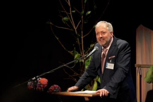 Dr. Helge Wittmann, Vortrag in der Kiliani-Kirche