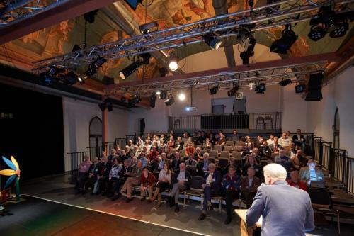"""Vortrag """"Reichsstadt und Landwirtschaft"""" in der Kiliani-Kirche"""
