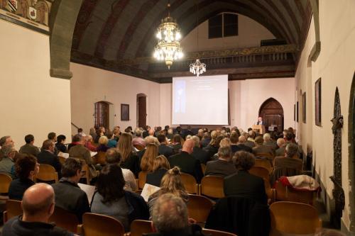 Abendvortrag Mühlhäuser Rathaushalle