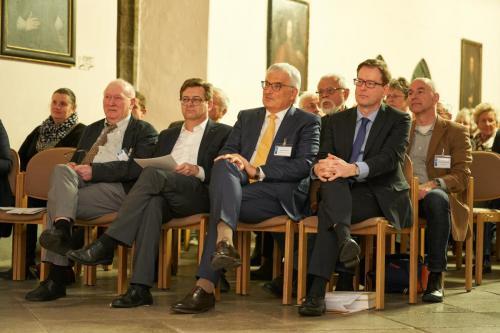 Teilnehmer Abendvortrag